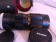 Konika Zoom Lens 80-200mm 3.5