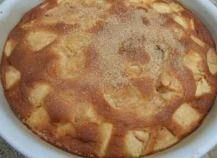 Recette - Gâteau pommes / kiwis | 750g