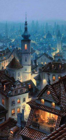 Prague - visited Dec 2000