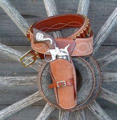 Western Holsters | Spaghetti Western Replicas, Cowboy Fast Draw Holsters