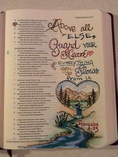 Are you new to Bible journaling? I have a slew of Bible journaling resources for beginners! Bible Study Journal, Scripture Study, Bible Art, Art Journaling, Scripture Journal, Prayer Journals, Bible Prayers, Bible Scriptures, Bible Quotes