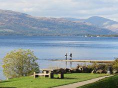 Loch Lomond, Trossachs, Scotland