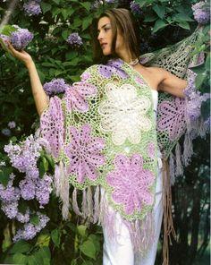 beautiful shawl!