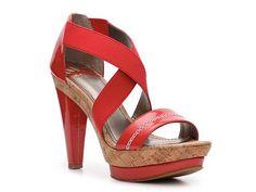 Fergalicious Giselle Sandal Platform Sandals Sandal Shop Women's Shoes - DSW