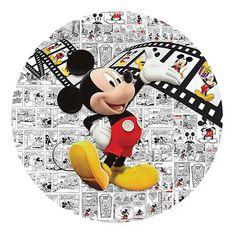 Michey Mouse, Mickey E Minnie Mouse, Clock Faces, Face Art, Mini, Walt Disney, First Birthdays, Ale, Scrap