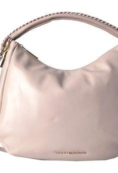 Tommy Hilfiger Effortless Convertible Hobo (Blush) Hobo Handbags - Tommy Hilfiger, Effortless Convertible Hobo, 6936745-685, Bags and Luggage Handbag Hobo, Hobo, Handbag, Bags and Luggage, Gift, - Fashion Ideas To Inspire