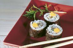 Sushi, Japanese, Meat, Ethnic Recipes, Food, Japanese Language, Essen, Meals, Yemek
