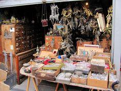Luxury St Ouen flea market Google Search