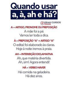Learn Brazilian Portuguese, Portuguese Lessons, Portuguese Language, Writer Tips, Study Organization, Study Methods, Korean Words, School Study Tips, Study Planner