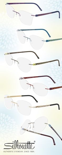 3e9cccf38db 17 Best Silhouette Rimless Frames images