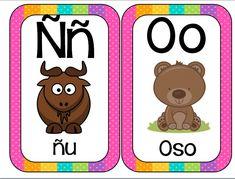 Abecedario-Animales-formato-tarjetas-8.jpg (952×726)