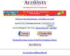 Altavista1996. I really want to go to the HUMOR section below.