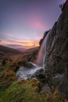 Wicklow waterfall by Grzegorz Wanowicz on 500px  )