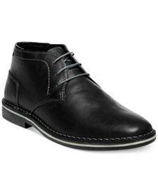 Steve Madden Harken Chukka Boots Leather Chukka Boots 6fbda2211107b