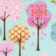 Free Spirit, pretty little things blue trees- would be gorgeous for a little girls bedroom curtains Girls Bedroom Curtains, Blue Trees, Fabric Names, Fabulous Fabrics, Free Spirit, Little Things, Pretty Little, Little Girls, Colours