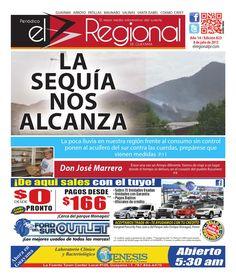 Periódico El Regional - Edición 823  8 de julio de 2015