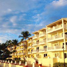 View of La Marina Village at El Conquistador Resort & Las Casitas Village.   Puerto Rico | ElConResort.com