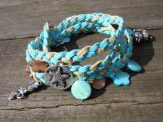 Uitzonderlijk De 20 beste afbeelding van DIY: Ibiza armbandjes - Bracelets, DIY @GN91