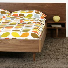 orla kiely home- just bought this bed set!!!