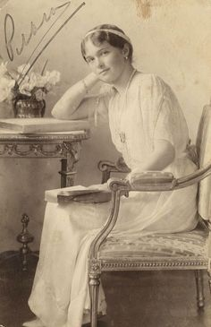 Grand Duchess Olga Nikolaevna of Russia (Olga Nikolaevna Romanova) (Russian: Великая Княгиня Ольга Николаевна (Velikaya Knyadzna Ol'ga Nikolaevna); November 15 [O.S. November 3] 1895, November 16 after 1900 – July 17, 1918) was the eldest daughter of the last autocratic ruler of the Russian Empire, Emperor Nicholas II, and of Empress Alexandra of Russia. Olga's murder following the Russian Revolution of 1917 resulted in her canonization as a passion bearer by the Russian Orthodox Church.