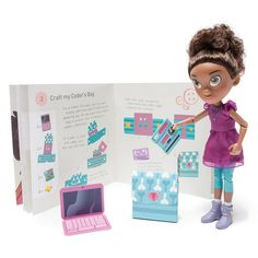 GoldieBlox creates awesome toys, games and entertainment for girls, designed to develop early interest in engineering and confidence in problem-solving.