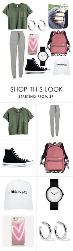 """""""Untitled #110"""" by httpsxlma on Polyvore featuring Icebreaker, Converse, Victoria's Secret, Nasaseasons, Casetify and Sophie Buhai"""