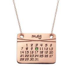 1-wedding-date-necklaces-caldendar-roman-numerals-stamped-0409-courtesy