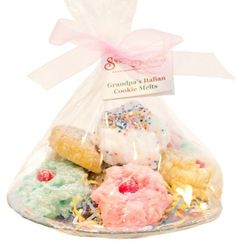 Sweet Shoppe Candles ~Plate of Italian Cookie wax Melts