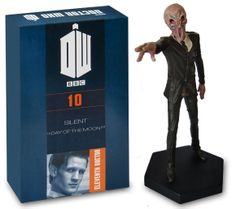 Dr Who Figurine Collection #10 Silent...I keep forgetting that I want this.
