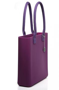 FABLOU silicone handbag - Plumtastic :: FABLOU.com