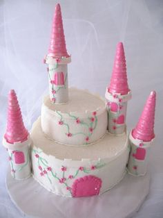Ice Cream Birthday Cake My own parties Pinterest Ice cream