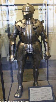 Средневековая броня. Часть 2. Нательная