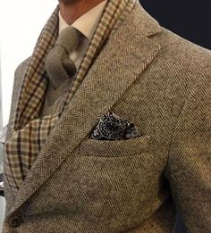 ♔ Harris tweed jacket – SportingLifeBlog.com