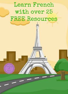 Since we don't have a huge budget for homeschool I decided to find free French Resources to use. I try to share what I find so that others can save money.