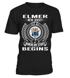 Elmer, New Jersey - My Story Begins