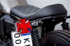 Kawasaki KZ 550 light