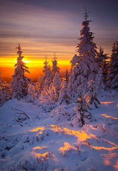 Mt. Sniezka - Karkonosze Mountains - Poland