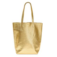 Basic Tote Gold