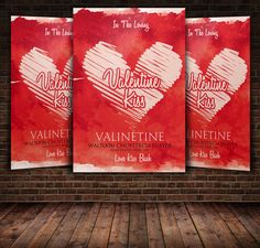 Valentines Day Bash Flyer by Psd Templates on Creative Market