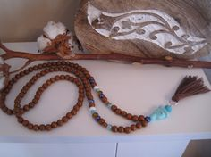 Ketten lang - Buddha/Gebets/Yoga KETTE - ein Designerstück von fee-1 bei DaWanda