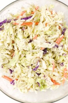 This sugar-free paleo low carb coleslaw recipe needs just 5 ingredients. Creamy delicious and you can make it in 5 minutes. This sugar-free paleo low carb coleslaw recipe needs just 5 ingredients. Creamy delicious and you can make it in 5 minutes. Low Carb Coleslaw, Coleslaw Recipe Easy, Paleo Coleslaw, Coleslaw Recipe Without Sugar, Coleslaw Recipe With Sour Cream, Gluten Free Coleslaw Recipe, No Mayo Coleslaw, Vinegar Coleslaw, Ketogenic Recipes