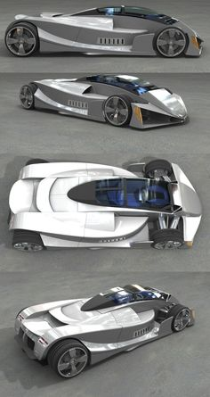 DWT Concept Car One Of The Future Incredible Design