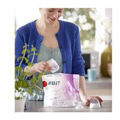 Cada pacote contém 5 bolsas esterilizadoras que podem ser usadas para qualquer produto de seu Bebê até 20 vezes! Economize com praticidade e garantindo a saúde!