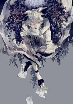 🌸 — Your glow makes your soul stand out. ART BY せご (. Anime Yugioh, Anime Pokemon, Anime Plus, Anime W, Boys Anime, Hot Anime Guys, Touken Ranbu, Anime Style, Anime Cosplay