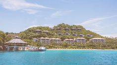 Boracay Island, Philippines. Shangri-La Resort & Spa.