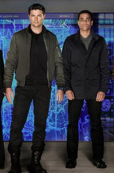 Get our review of new Fall series Almost Human!