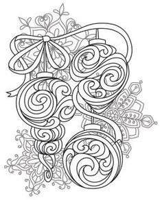 Baroque Noel - Ornaments_image
