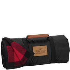 Pendleton Rob Roy Plaid Roll-Up Wool Blanket | Free Shipping | Made In Oregon