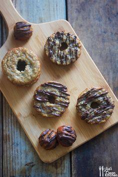 Banana bread donuts = amazing