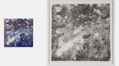 """Los Angeles Times' Christopher Knight reviews Chris Oatey: """"Snowmelt Paintings and Drawings"""" at CB1 Gallery."""